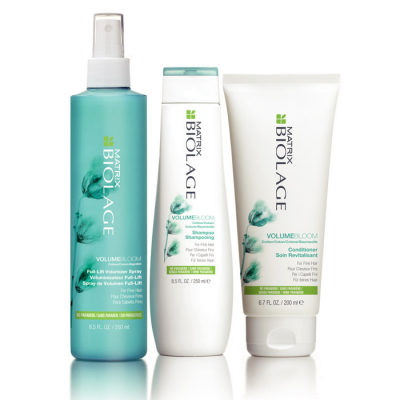 Комплект для волос Matrix Biolage Volumebloom
